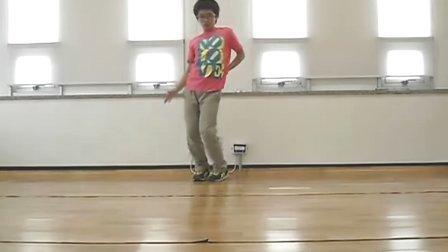 【丸子控】[UCC star Racoonman]miss A - BGGG 舞蹈教学11