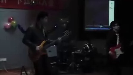 2010年单位卡啦OK晚会