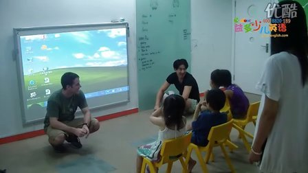 苏州益多少儿英语培训学校上课视频