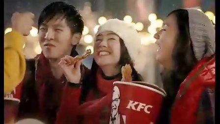 2010 肯德基缤纷节日桶-圣诞篇无促销
