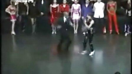 [金斌]莎莎Salsa拉丁舞经典视频