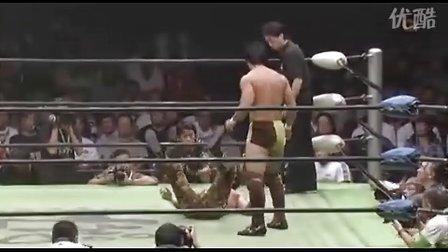 Yoshinobu Kanemaru (c) vs KENTA - 1 of 2 - (NOAH 0