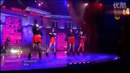 101225MBC音乐中心miss A-Bad Girl Good Girl  Breathe现场