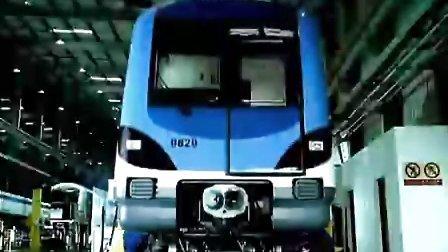 【广告片ZZV1.1】上海电气轨道交通列车广告