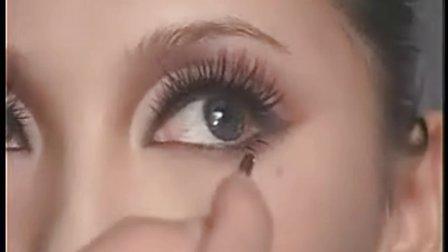 毛戈平化妆造型艺术》之 烟熏妆&时尚创意妆 教材 教程 视频31 1