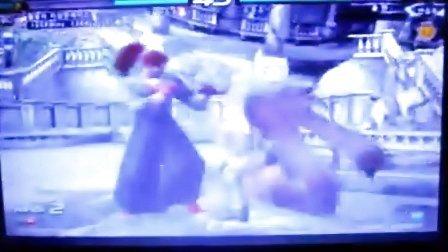 铁拳 Ji3moon(DJ) vs Hole Man(Lars)