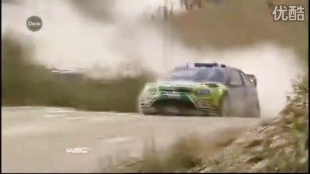 超燃的WRC2010赛季精华集锦