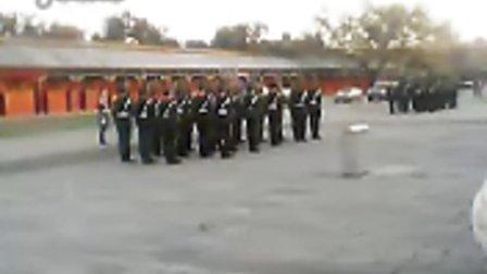 国旗护卫队搞笑场面