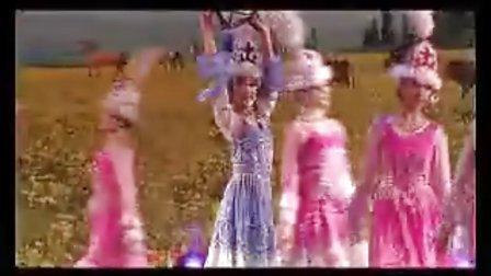 柯尔克孜族舞蹈