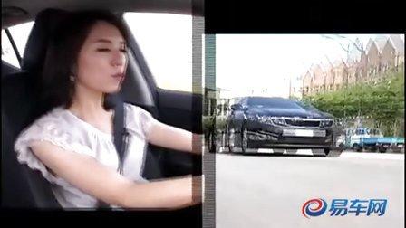 韩国美女试驾体验2011款起亚K5