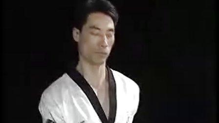 央视跆拳道中文教学19