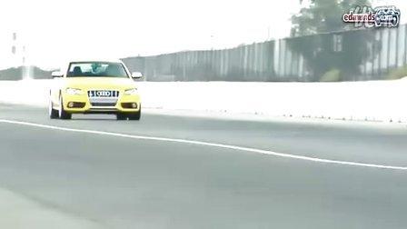 2010款 奥迪Audi S4 vs. 2009款宝马BMW 335i高性能中级车对比测试!