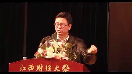 2010年白岩松做客江西财经大学(财大08新闻录制)