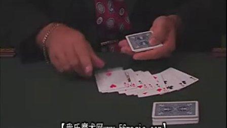 Sal Piacente的专业纸牌魔术讲座笔记1