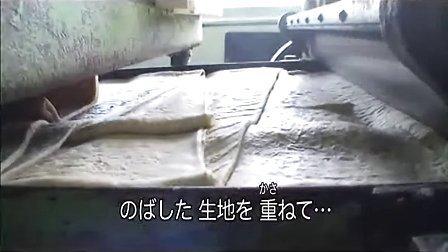 【日本科学技术】硬饼干的制作流程 高清