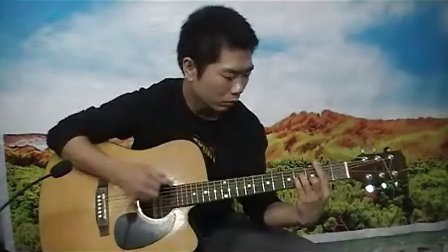 吉他独奏 有没有人告诉你