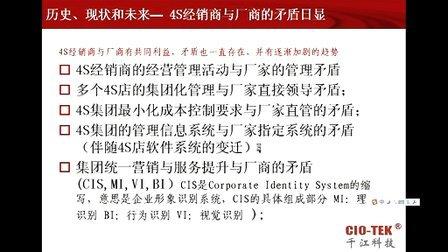 (二)中国汽车经销商集团信息化之路---商业环境变迁,信息化现状与矛盾(千江科技).avi