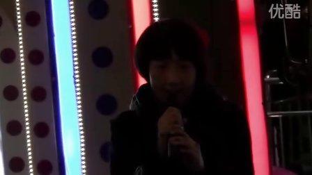 """中街大悦城""""我的iPad没花钱""""活动 乐队演唱"""