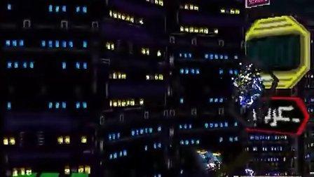TAS-PS《独臂擎天(Einhander)》最高难度 第一关 最速录像