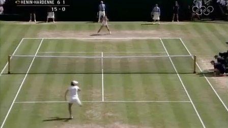 2006温网女单决赛 海宁VS毛瑞斯莫 (自制HL)