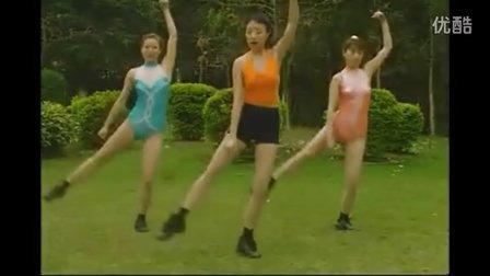 广场舞教学 北京喜讯到边寨