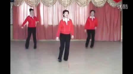 广场舞教学 回到初恋