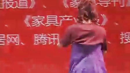 骏业家具市场部搞笑舞蹈片断