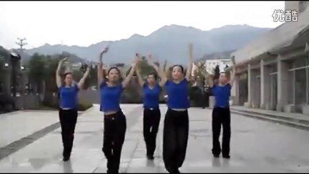 广场舞教学 踏歌舞