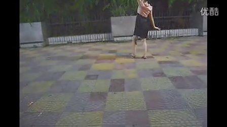 广场舞教学 天上的西藏