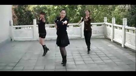广场舞教学 印度桑巴