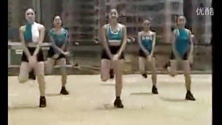 广场舞教学 kitty健身操(全套)