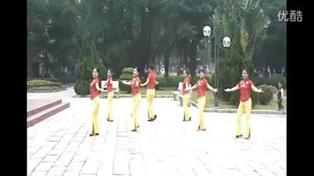 广场舞教学 草根习作梅花引