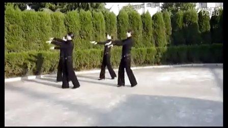 广场舞教学 日不落