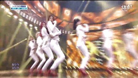【OC】131020.SBS.人气歌谣. AOA - Confused 现场版