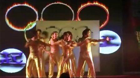 07年信管五四舞蹈群舞——起跑线上