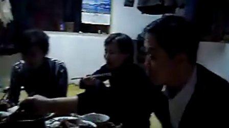 图门叔叔家晚餐2010.11.23