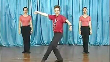 形体舞《梁祝》教学