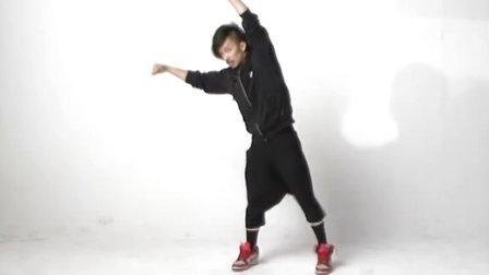 """蓝波老师跳""""X翅膀舞"""""""