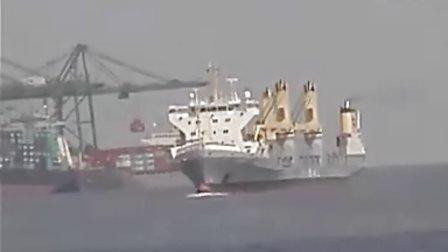 2011年4月24日天津新港游船
