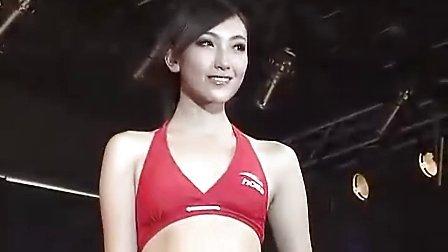 女模特透明内衣秀 中国模特透明时装秀 2010