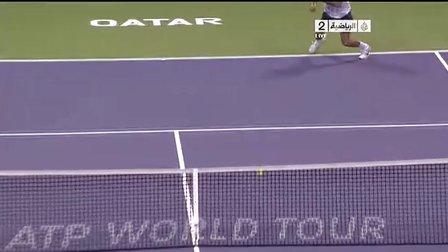 ATP.2011.Doha.Final.Davydenko.vs.Federer