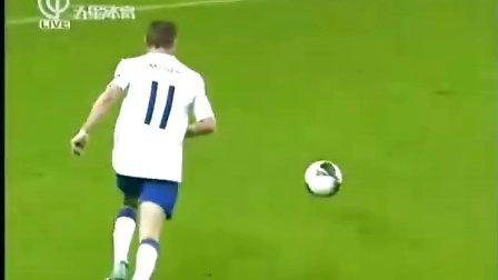 2010年09月08日 欧洲杯预选赛 瑞士vs英格兰下半场