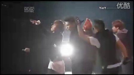 110102 SBS首尔-东京音乐节Big Bang-谎言 现场版
