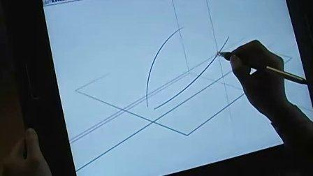 神奇的工业设计手绘板