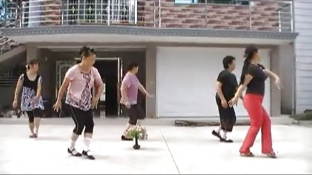 zhanghongaaa广场舞 好日子 广场舞教学版 原创