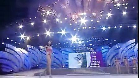 模特走秀时装 时装模特表演 泳装模特大赛内衣t台时装走秀表演
