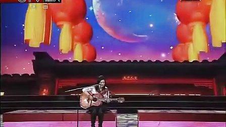 2011兔年央视春晚   西单女孩《想家》 高清现场版