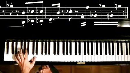 钢琴FUNK韵律弹奏教程 08 - 八度低音弹奏