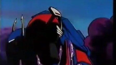 宇宙骑士 国语配音 某集片段 不完整