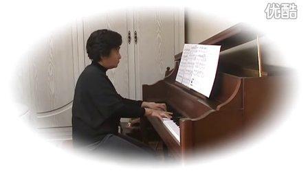 钢琴《幽默曲》_tan8.com